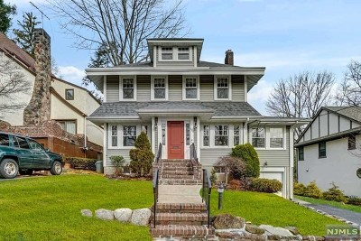 Tenafly Single Family Home For Sale: 125 Sussex Road