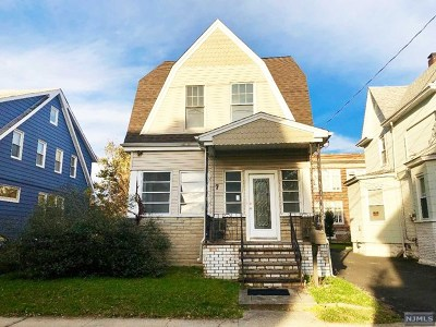 Hudson County Single Family Home For Sale: 7 Prospect Place