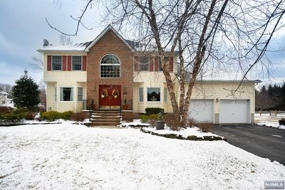 Morris County Single Family Home For Sale: 21 Arundel Road