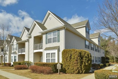 Morris County Condo/Townhouse For Sale: 269 Winthrop Drive