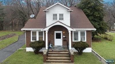 Woodland Park Multi Family 2-4 For Sale: 154 Bergen Boulevard