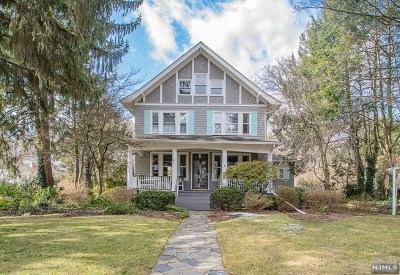 Glen Rock Single Family Home For Sale: 50 Forest Road