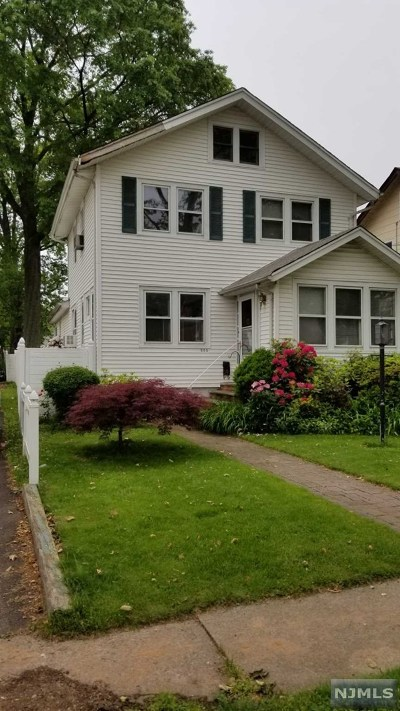 Teaneck Single Family Home For Sale: 288 Beech Street