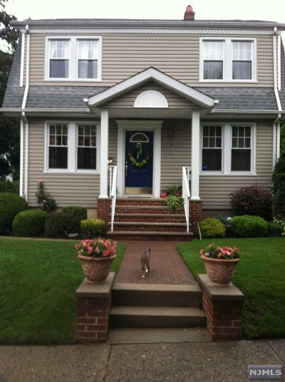 North Haledon Single Family Home For Sale: 25 Suncrest Avenue