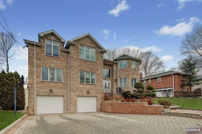 Englewood Cliffs Single Family Home For Sale: 37 New Street