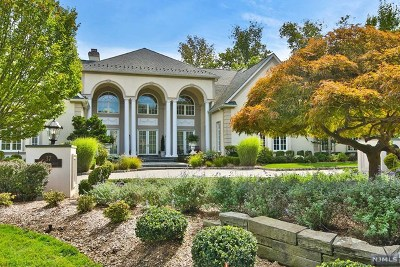 Mahwah Single Family Home For Sale: 37 Brams Hill Drive