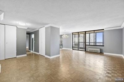 Cliffside Park Condo/Townhouse For Sale: 300 Winston Drive #2707