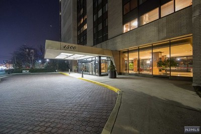 Fort Lee Condo/Townhouse For Sale: 1500 Palisade Avenue #Ph Abc