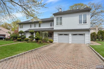Englewood Cliffs Single Family Home For Sale: 14 Barbara Drive