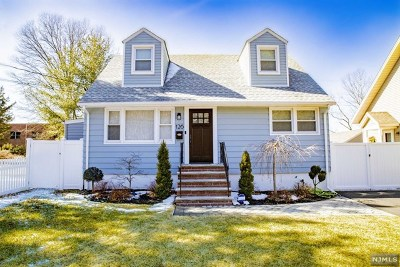 Closter Single Family Home For Sale: 126 Herbert Avenue