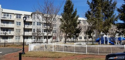 Hudson County Condo/Townhouse For Sale: 4 Constellation Place #206