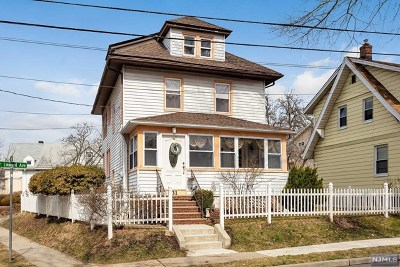 Bogota Single Family Home For Sale: 131 Linwood Avenue