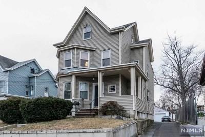Passaic County Multi Family 2-4 For Sale: 128 Lafayette Avenue