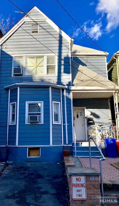 Hudson County Single Family Home For Sale: 316 8th Street
