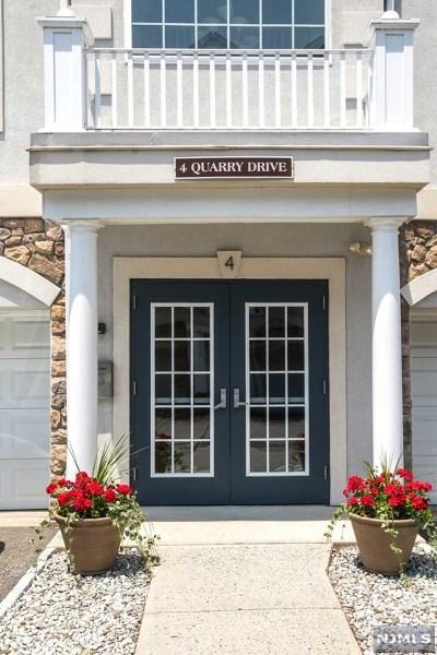 Woodland Park Condo/Townhouse For Sale: 4 Quarry Drive #C1