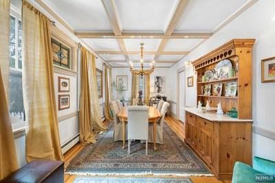 Tenafly Single Family Home For Sale: 435 Knickerbocker Road