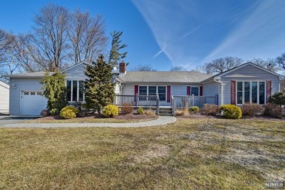 Little Falls Single Family Home For Sale: 8 Morningside Circle