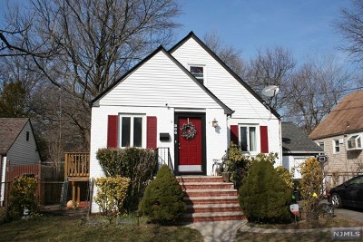 Teaneck Single Family Home For Sale: 595 North Street