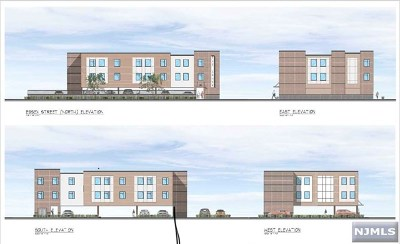 Hackensack Residential Lots & Land For Sale: 116 Essex Street