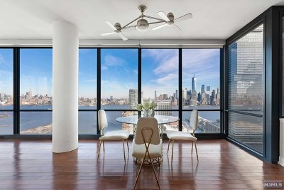 Jersey City Condo/Townhouse For Sale: 389 Washington Street #Ph F&amp
