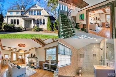 Tenafly Single Family Home For Sale: 136 Highwood Avenue