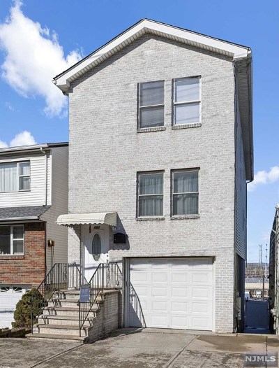 Hudson County Single Family Home For Sale: 803 Liberty Avenue