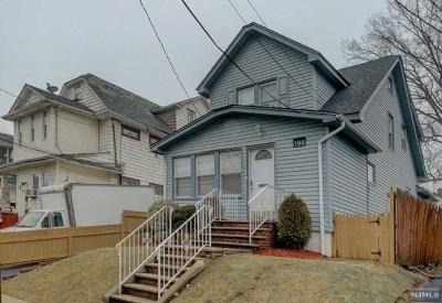 Passaic Single Family Home For Sale: 194 Howard Avenue