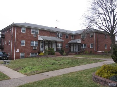 Palisades Park Condo/Townhouse For Sale: 300 East Homestead Avenue #8d