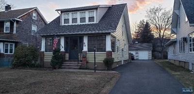 Hawthorne Single Family Home For Sale: 90 Arlington Avenue