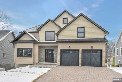 Little Falls Single Family Home For Sale: 9 Mountain Top Terrace
