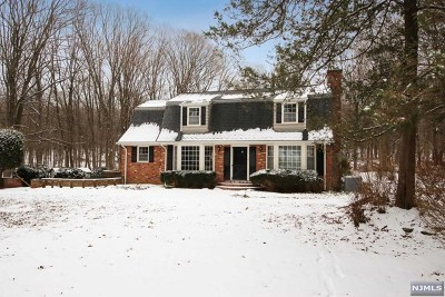 Oakland Single Family Home For Sale: 840 Ramapo Valley Road