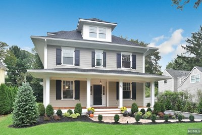 Essex County Single Family Home For Sale: 97 Sherman Avenue