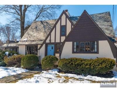 Ho-Ho-Kus Single Family Home For Sale: 7 Glendon Road