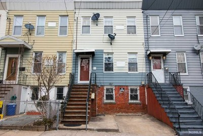 Hudson County Single Family Home For Sale: 16a Paterson Street