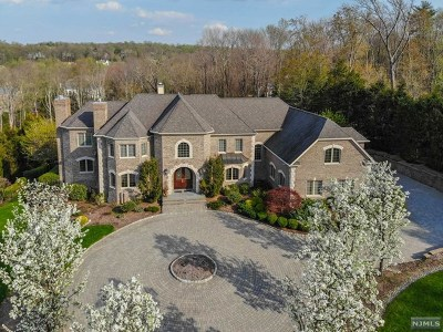Mahwah Single Family Home For Sale: 25 Brams Hill Drive