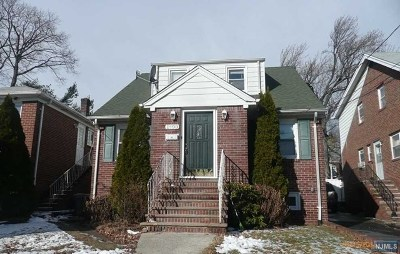 Fort Lee Multi Family 2-4 For Sale: 2199 Mackay Avenue