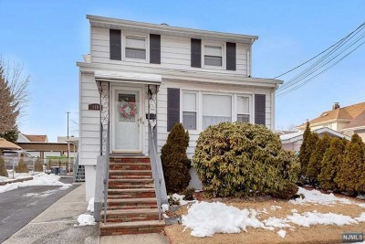 East Rutherford Multi Family 2-4 For Sale: 119 Uhland Street