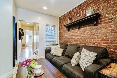 Hudson County Condo/Townhouse For Sale: 708 Jefferson Street #4