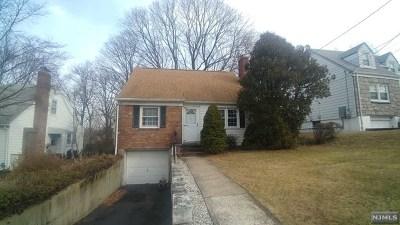 Leonia Single Family Home For Sale: 103 Van Orden Avenue