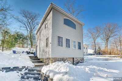 West Milford Single Family Home For Sale: 21 Tansboro Road
