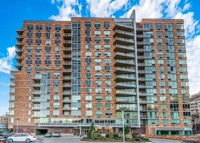 Edgewater Condo/Townhouse For Sale: 811 Hudson Park