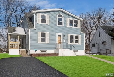 Paterson Single Family Home For Sale: 28 Plymouth Road