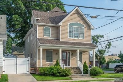 Paterson Single Family Home For Sale: 220 Michigan Avenue