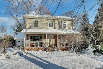 Allendale Single Family Home For Sale: 16 Franklin Turnpike