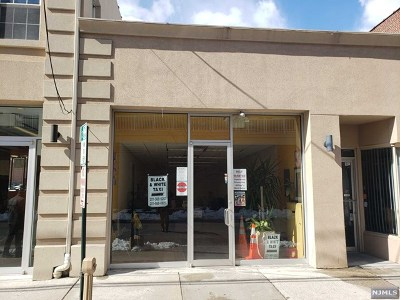 Englewood Commercial For Sale: 10-12 Humphrey Street