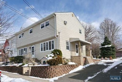 East Rutherford Single Family Home For Sale: 58 Mozart Street