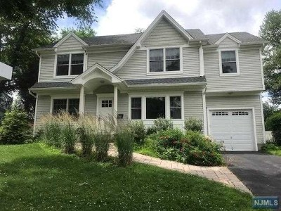 Glen Rock Single Family Home For Sale: 384 Boulevard