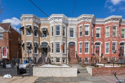 Hudson County Single Family Home For Sale: 181 Arlington Avenue