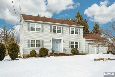Passaic County Single Family Home For Sale: 253 Ratzer Road