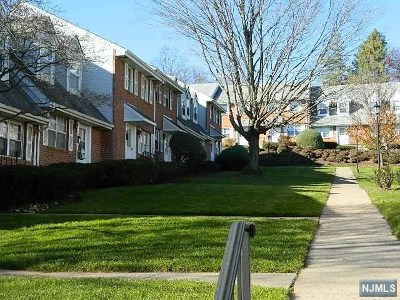 Teaneck Condo/Townhouse For Sale: 118 Parkview Drive